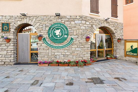 Fromagerie Aussois